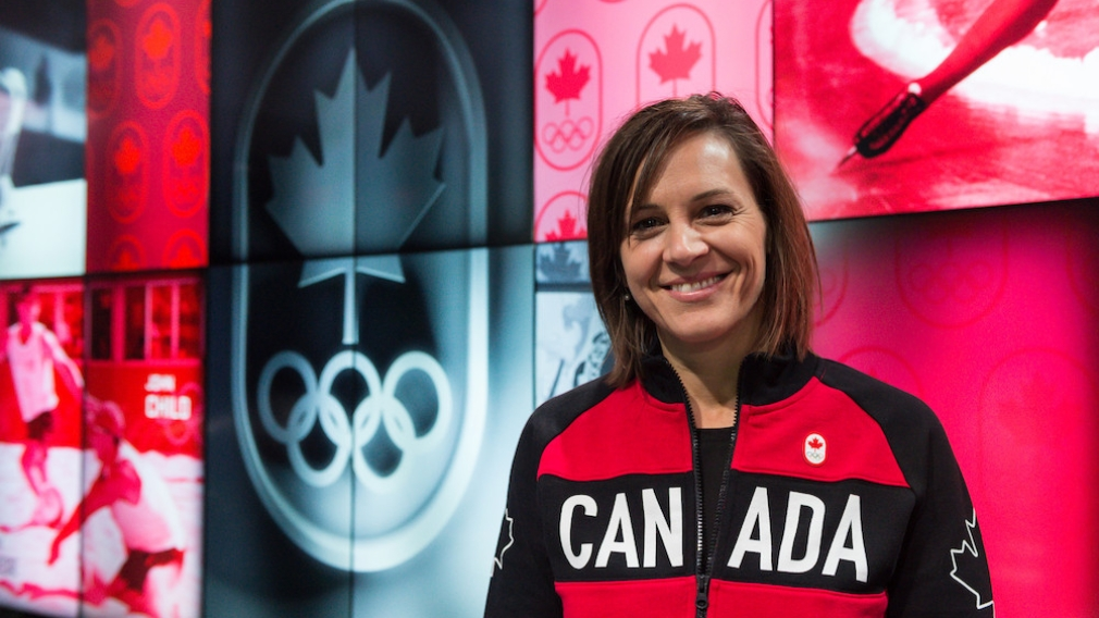 Isabelle Charest named Team Canada's Chef de Mission for PyeongChang 2018