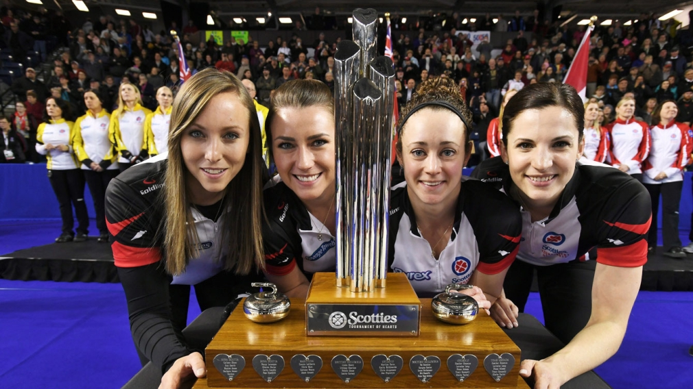 Team Homan set for World Women's Curling Championship in China