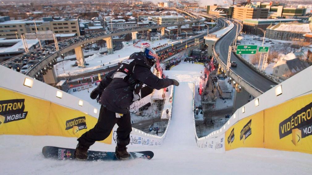 PyeongChang 2018 new event: Snowboard big air