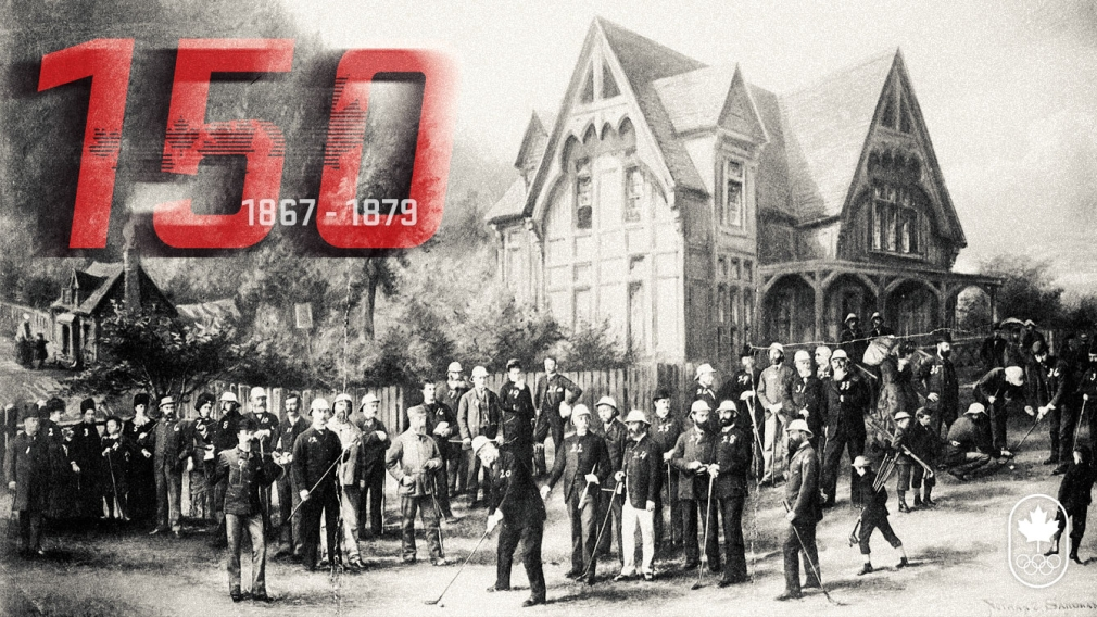 150 years of Canadian sport: 1860s and 1870s