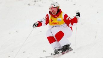 Team Canada Mikael Kingsbury