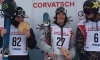 Teal Harle wins gold at ski slopestyle World Cup final in Switzerland