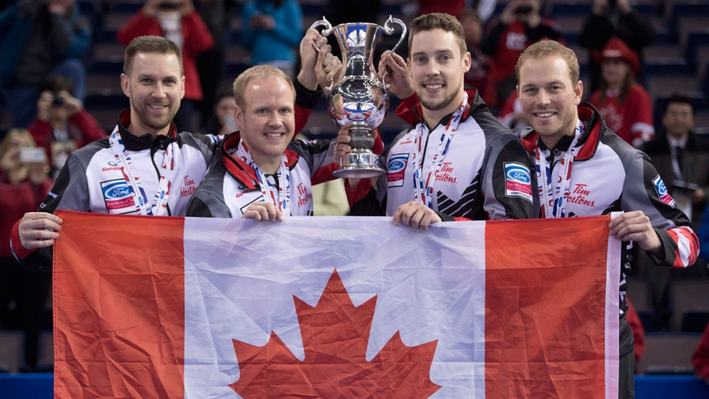 Canadian Roundup: World champions & broken records