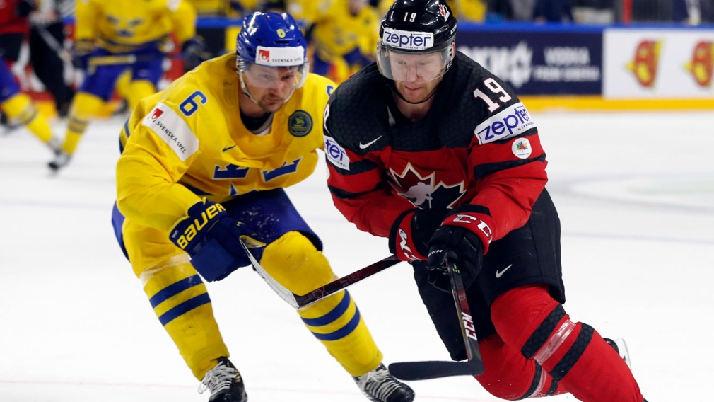 Canada strikes silver following Sweden shootout at IIHF worlds