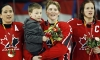 Athletes who did double duty as Team Canada Olympian and mom