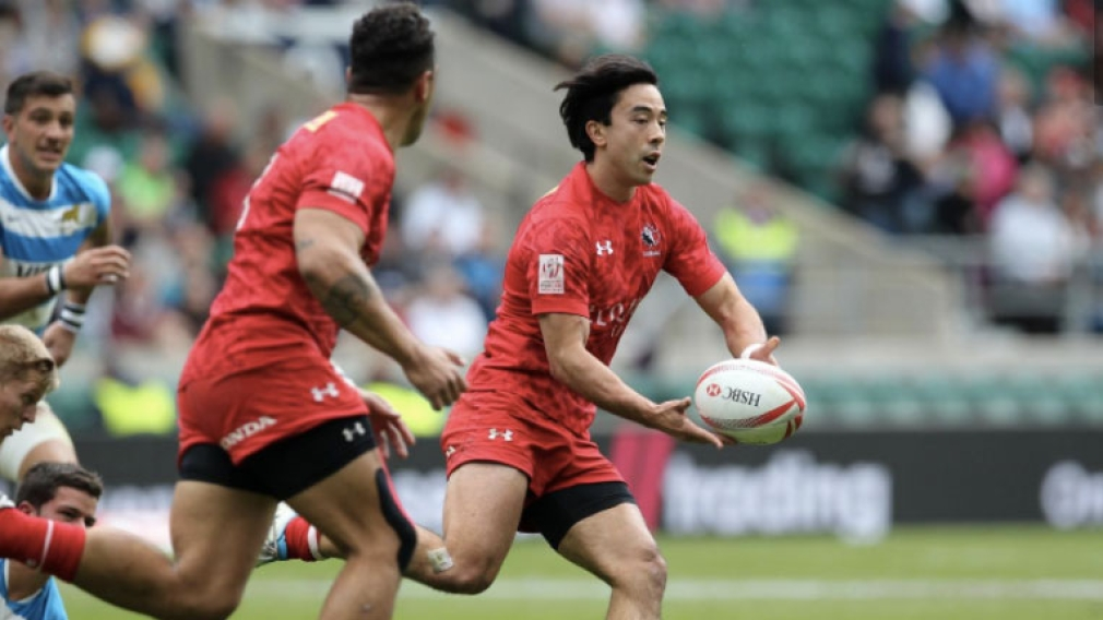 Canada captures rugby bronze at London Sevens
