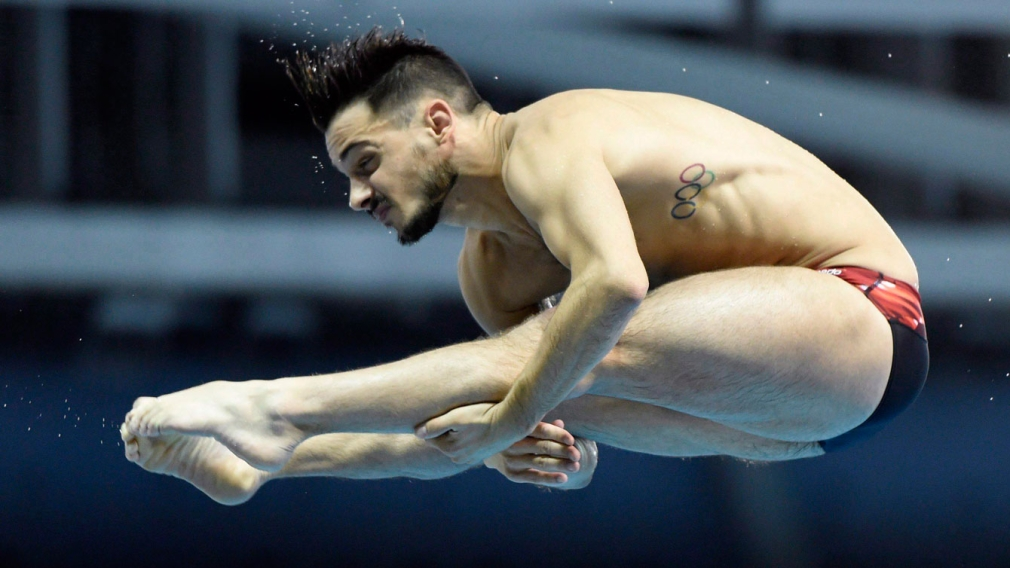 Three Grand Prix titles highlights Diving Canada's weekend in Madrid