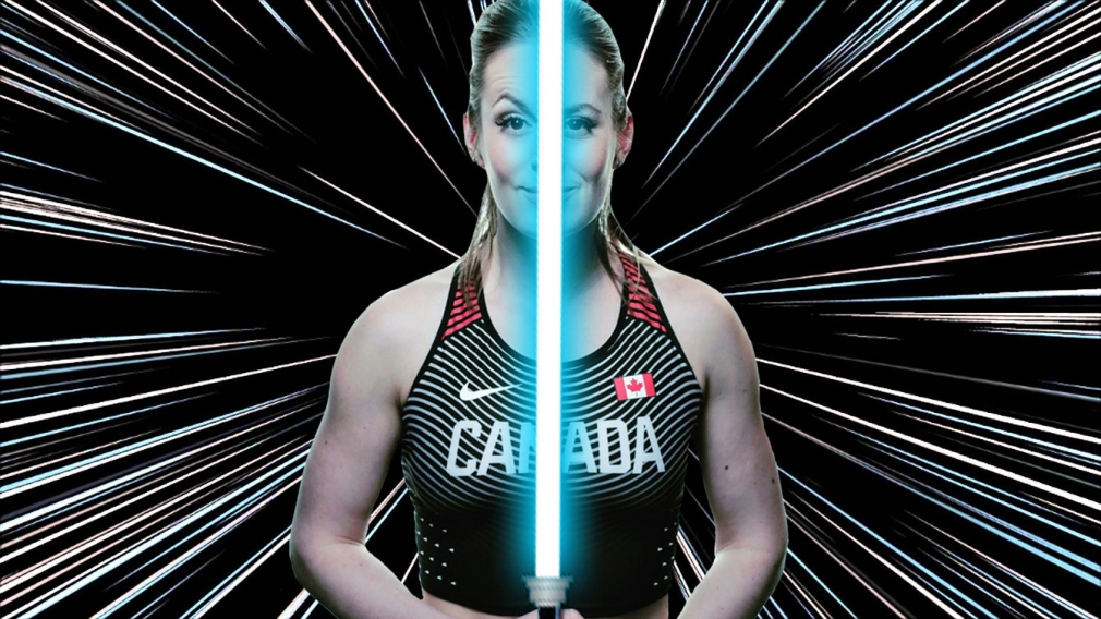 May the 4th be with Team Canada
