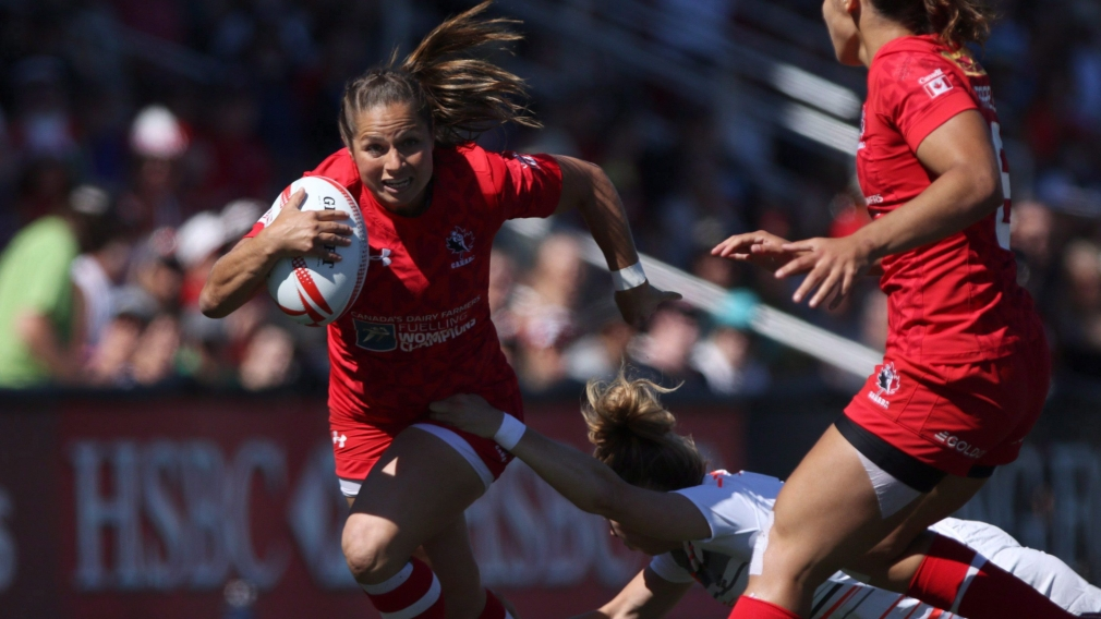 Canadian Roundup: Rugby sevens bronze, a big field hockey win and more