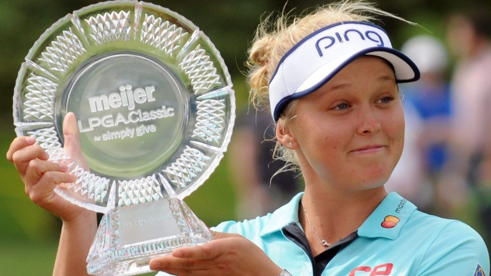 Canadian Roundup: A LPGA title, fast times, and lots of medals