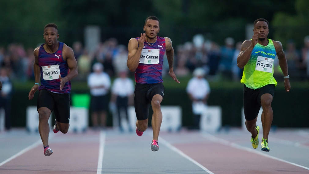 Canadian track and field stars prep for nationals at Harry Jerome Classic