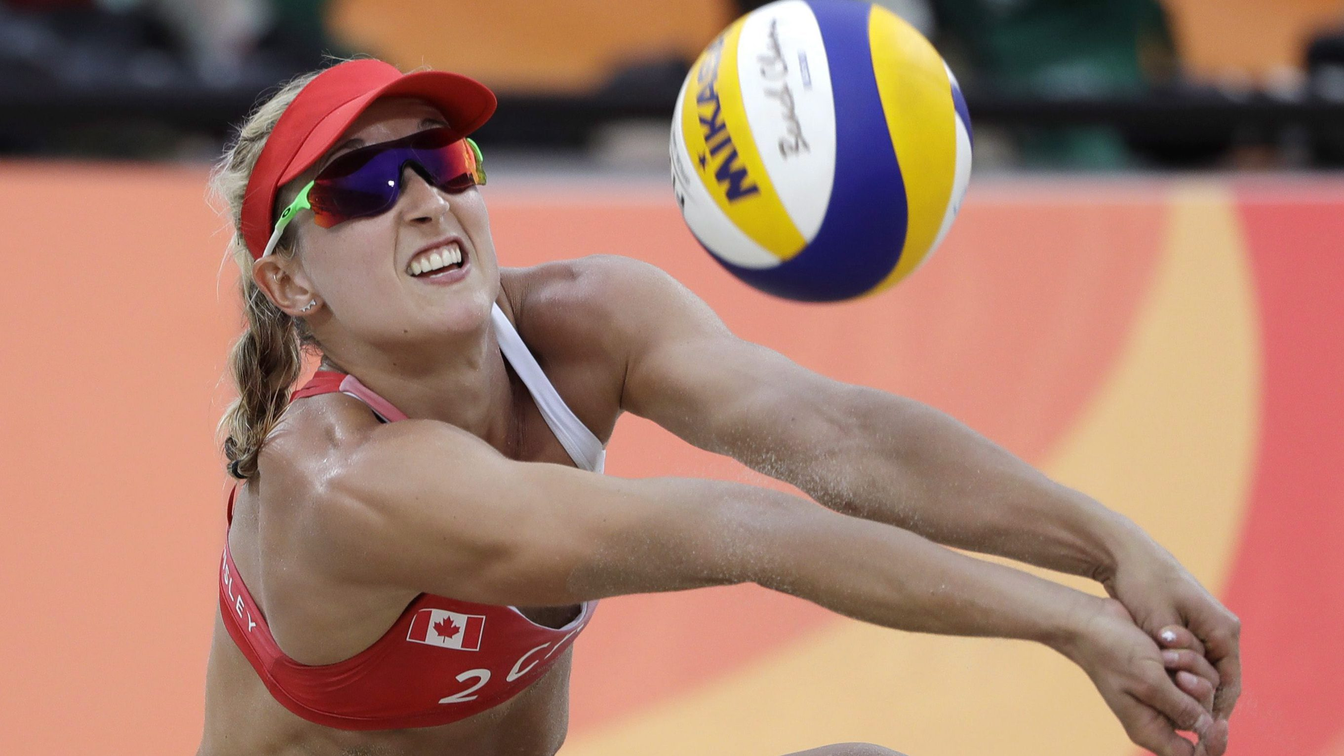 Can Beach Volleyball Become a Collegiate Sport for Men