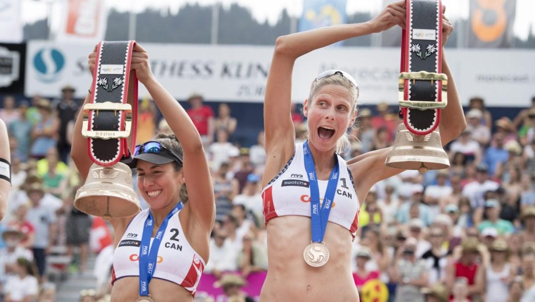 Switzerland Beach Volleyball