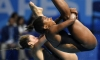 Synchro diving silver for Abel, Citrini-Beaulieu at FINA Worlds