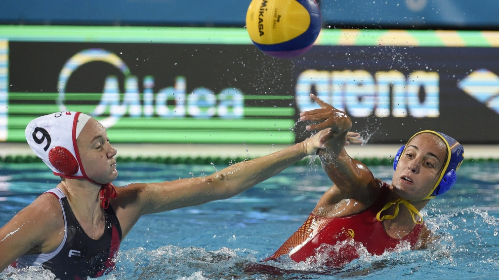 Water polo: Canada heads to bronze medal match at FINA worlds in Budapest
