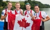 Canada nabs two medals in Lucerne at World Rowing Cup III