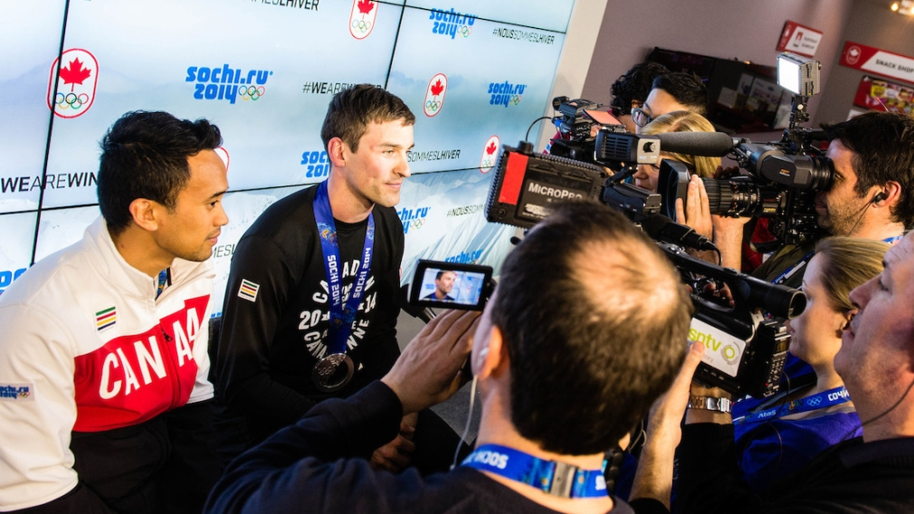 PyeongChang 2018 hopefuls to hold team media availabilities