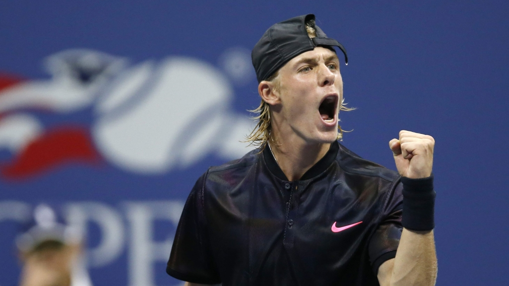 Shapovalov eliminates Tsonga to advance to US Open third round