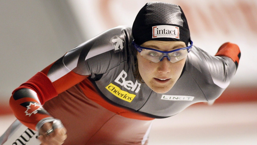 Pride & Sport: Anastasia Bucsis opens up about the importance of mental health