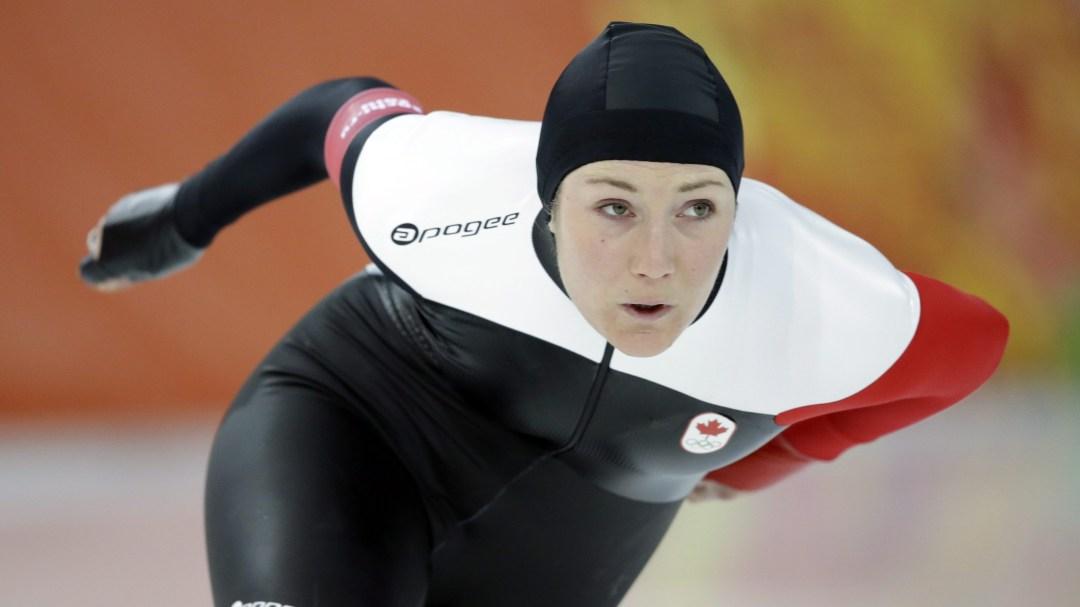 Anastasia Bucsis racing