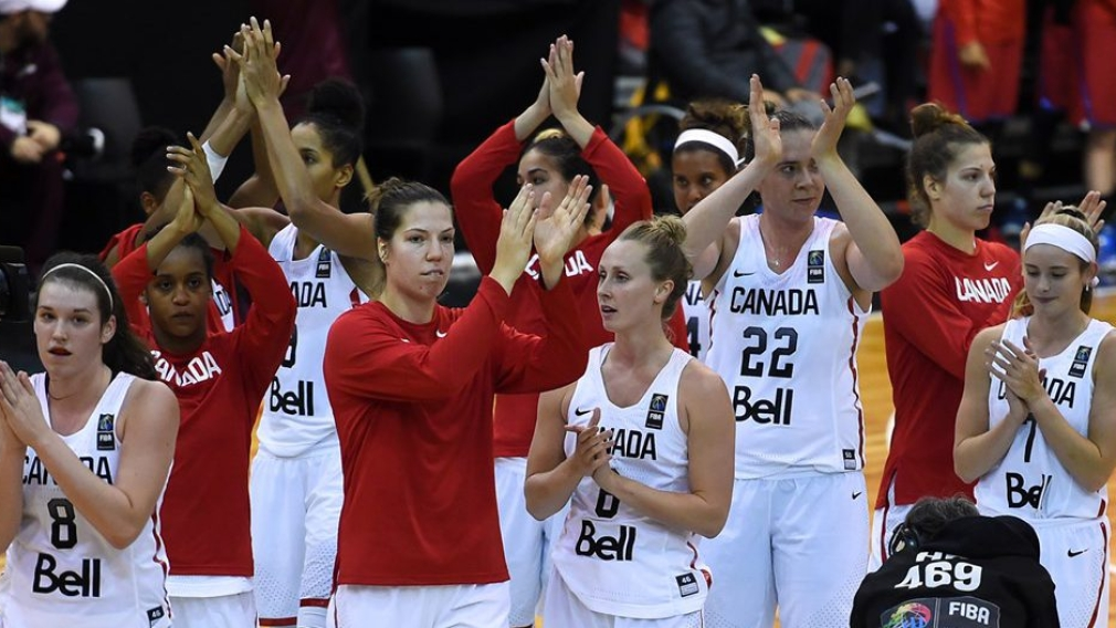 Canada beats Brazil to reach FIBA Women's AmeriCup final