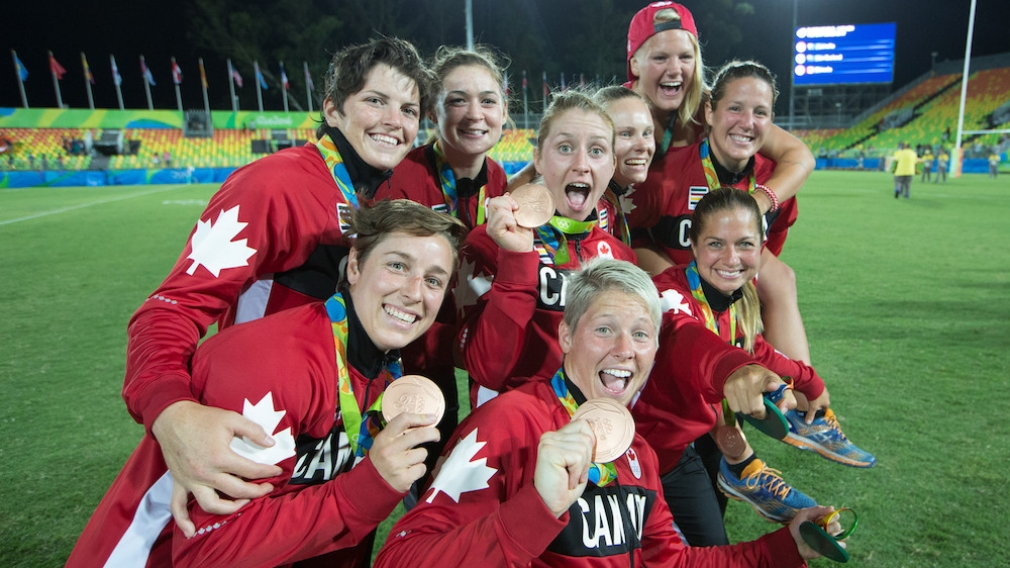 Media Advisory: Canadian fencing and rugby sevens athletes to celebrate at Canada Olympic House