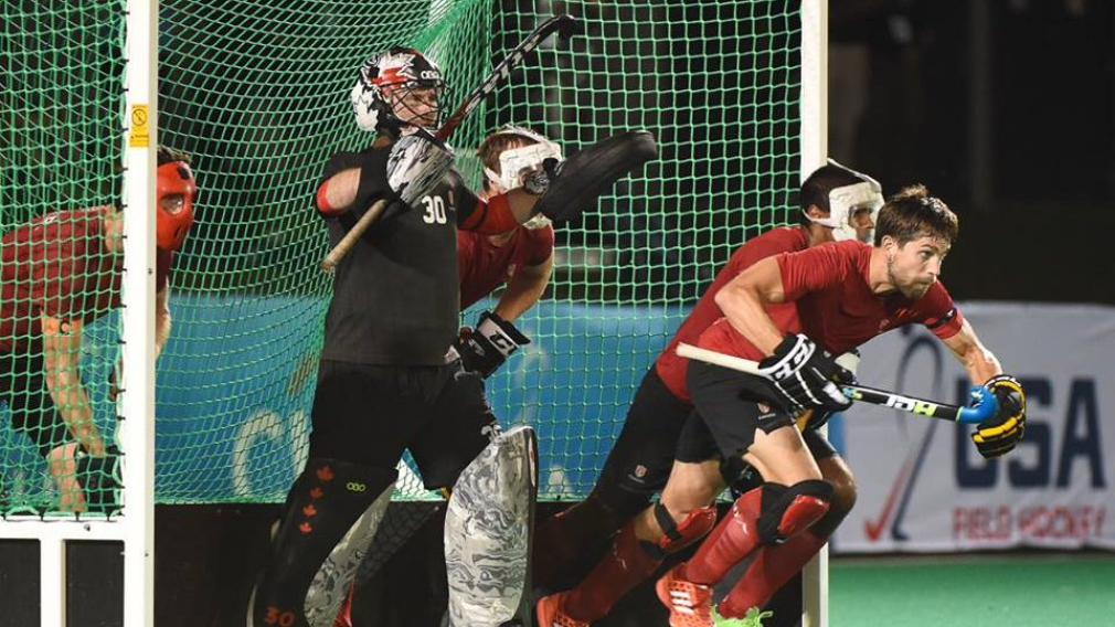 Canadian men bring home Pan American Cup field hockey silver