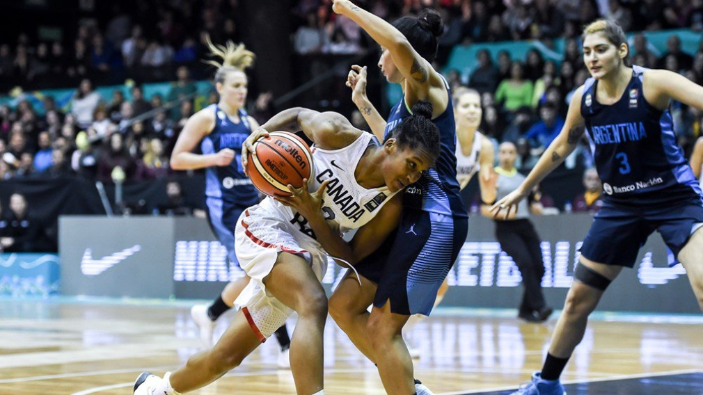 Canada wins second straight FIBA Women's AmeriCup title