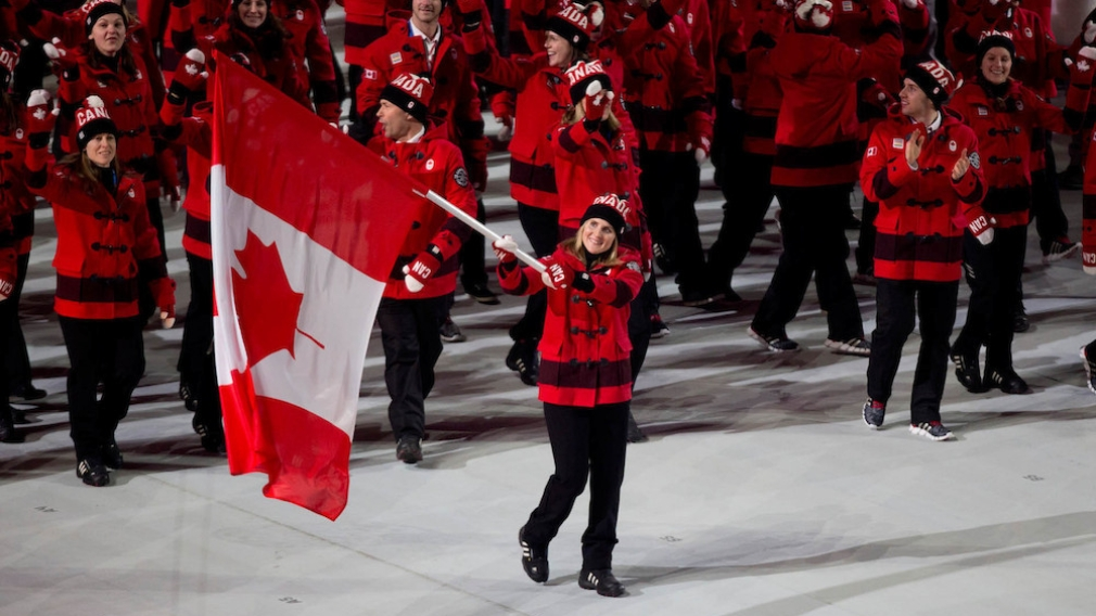 Statement: Tricia Smith congratulates Hayley Wickenheiser who announces her retirement from competition