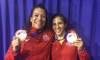 Fazzari and Di Stasio wrestle to world championships bronze medals