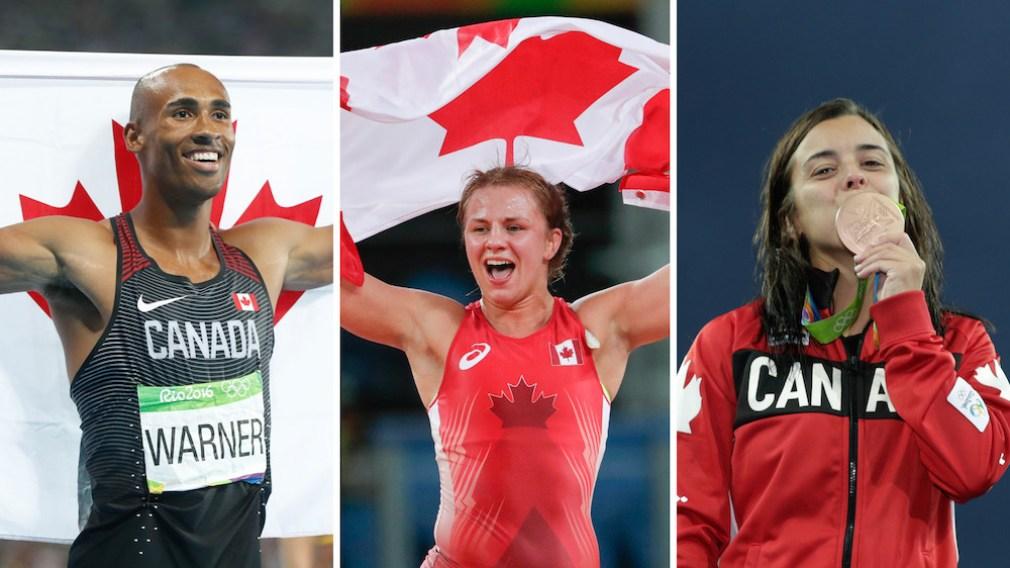 Media Advisory: Canadian Rio 2016 Olympic medallists to hold media availabilities at MPC
