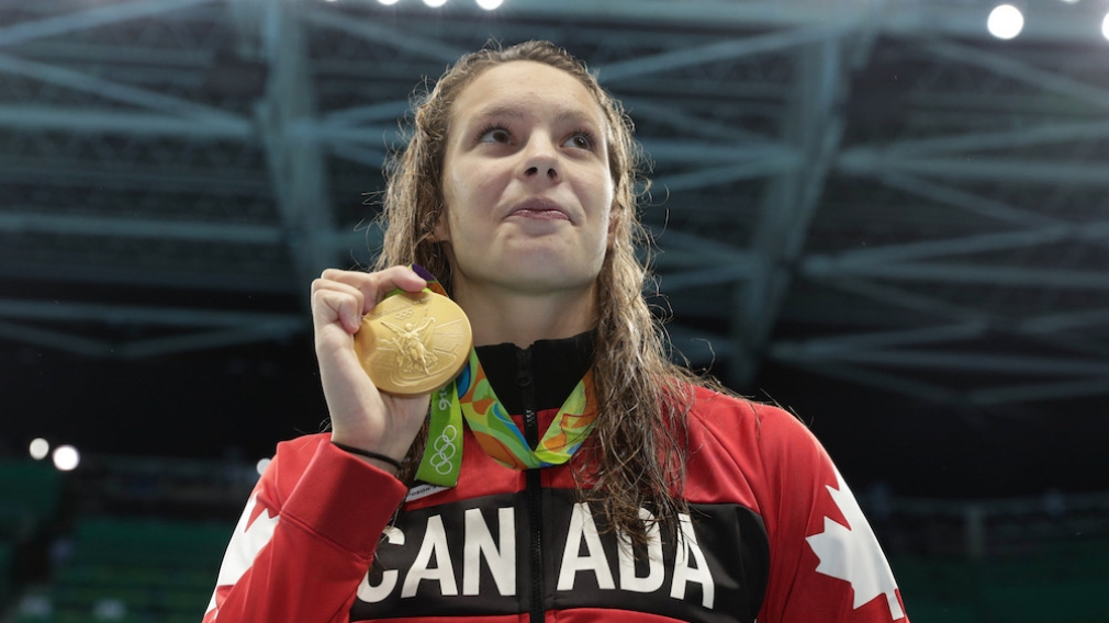 Statement: Penny Oleksiak wins Canada's first Olympic gold medal at Rio 2016 and sets Olympic Record