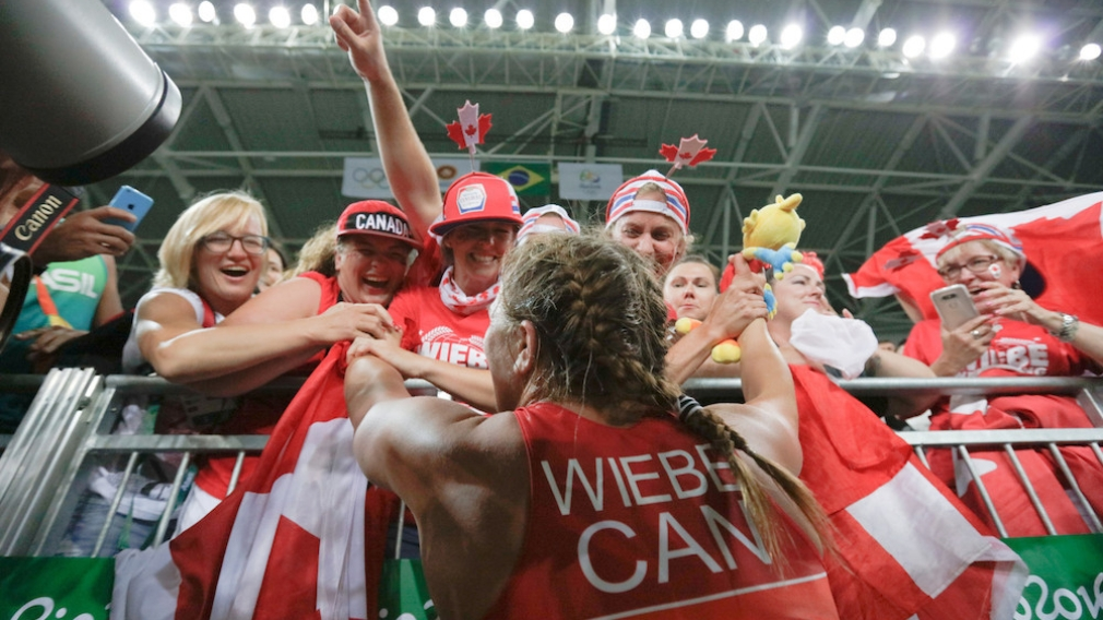 Canadian Olympic Committee strikes marketing gold at Rio 2016