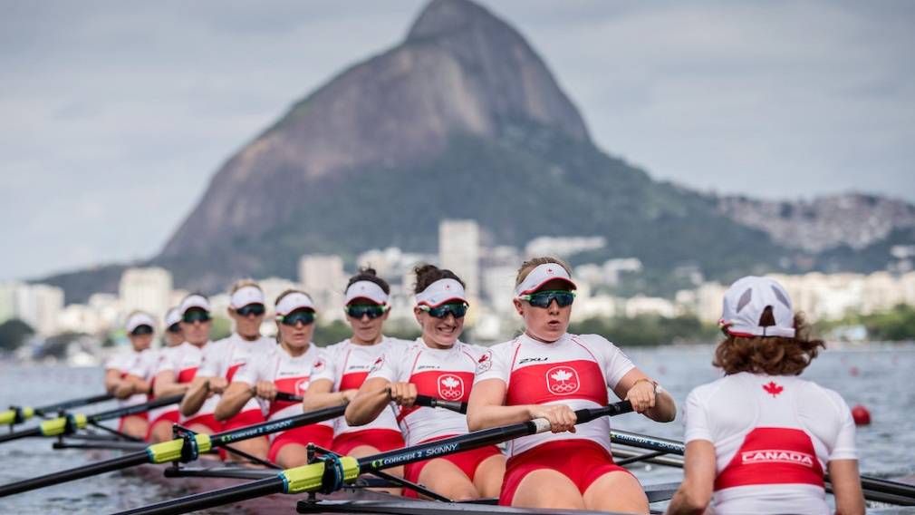 Media Advisory: Canadian rowing and swimming athletes to celebrate at Canada Olympic House