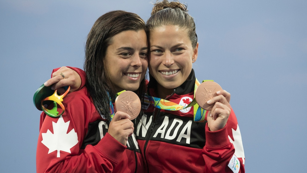 Media Advisory: Media availability with Rio 2016 bronze medallists Roseline Filion and Meaghan Benfeito