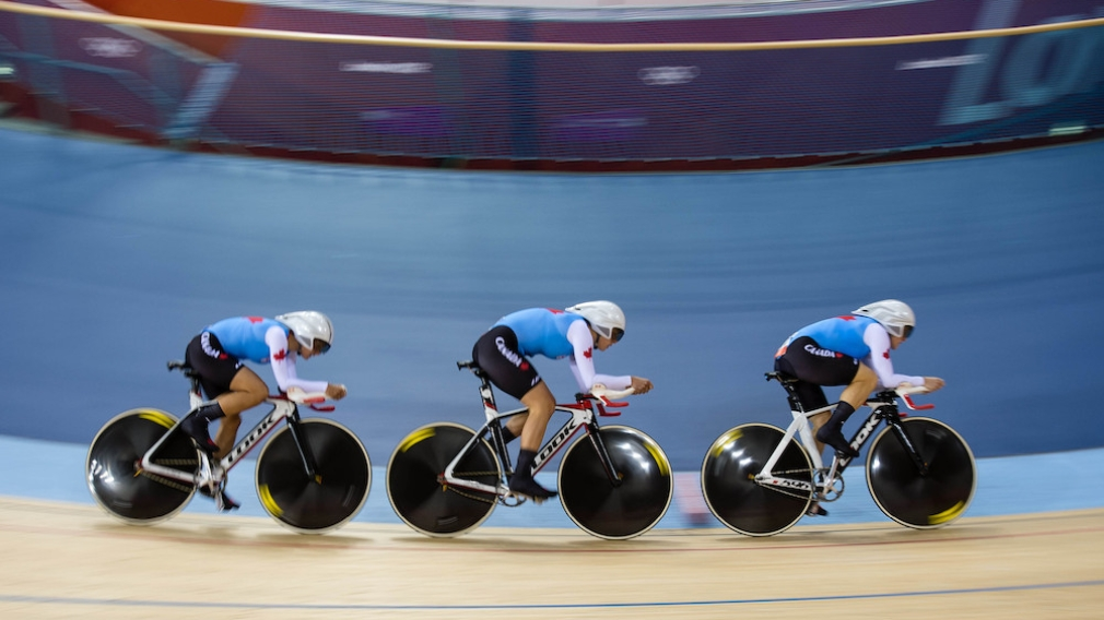 Media Advisory: Canadian Rio 2016 track cycling team to hold media availability