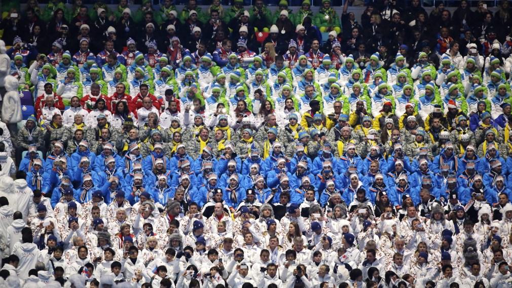 Uniform flashback: International style choices of Sochi 2014
