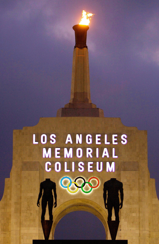 Los Angeles Memorial Coliseum in Los Angeles