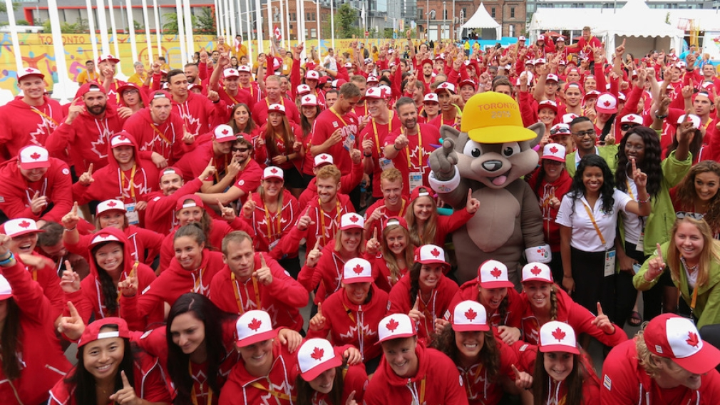 719 Athletes Named To Team Canada For TORONTO 2015