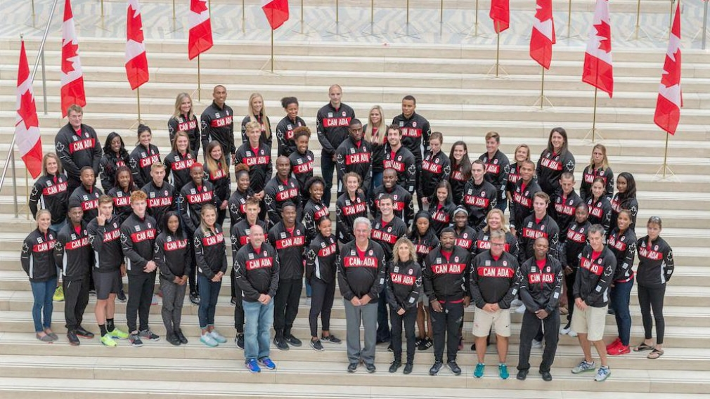 Athletics Canada team nominated for Rio 2016
