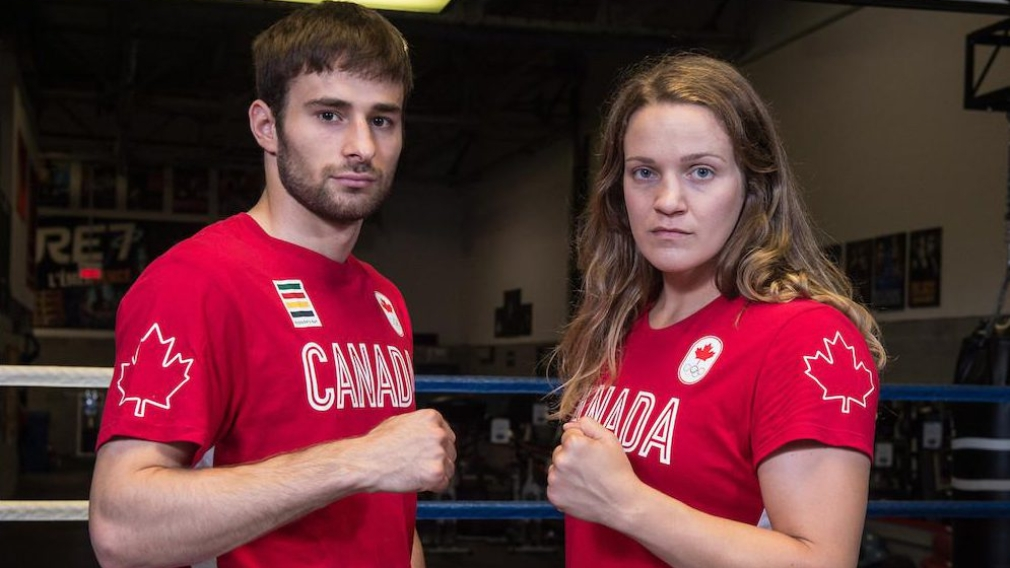 Canadian boxing team nominated for Rio 2016