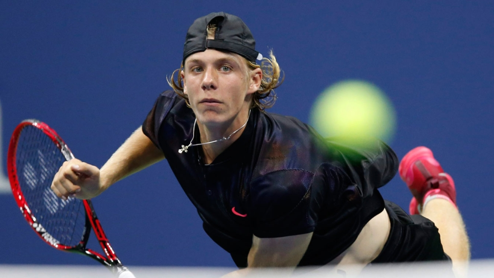 Shapovalov continues to impress, reaching the US Open fourth round