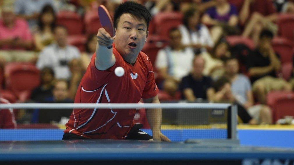 Table Tennis Team Nominated for Rio 2016