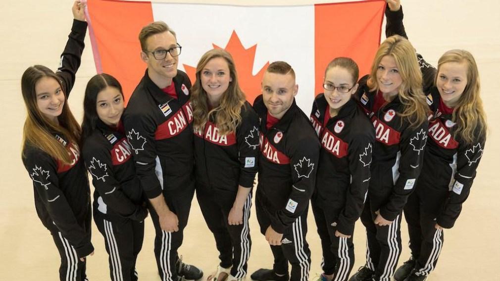 Canadian gymnastics team nominated for Rio 2016