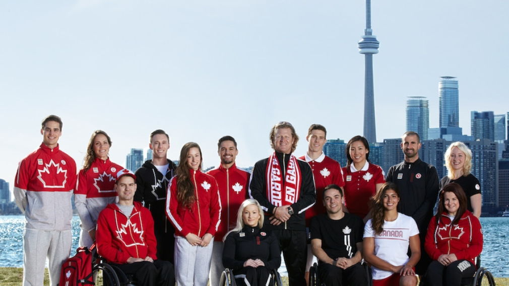 Hudson's Bay and Partners COC & CPC Unveil Official Team Canada Collection For TORONTO 2015 Pan Am/Parapan Am Games