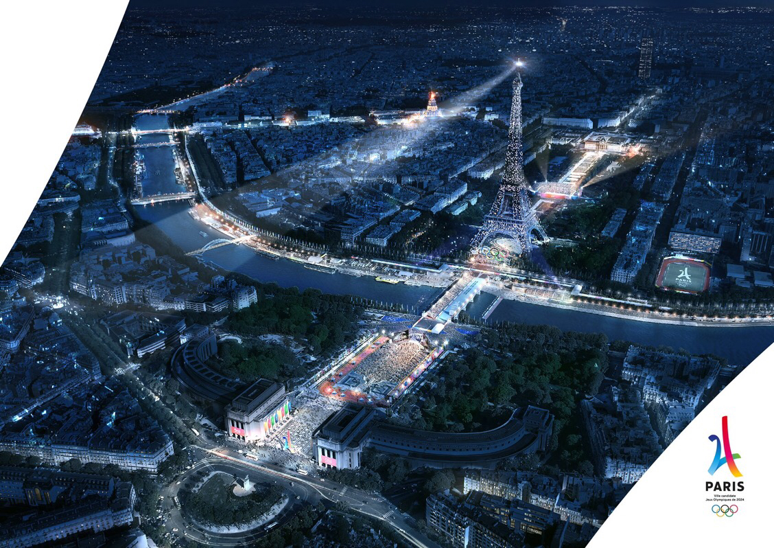 Paris 2024 venues