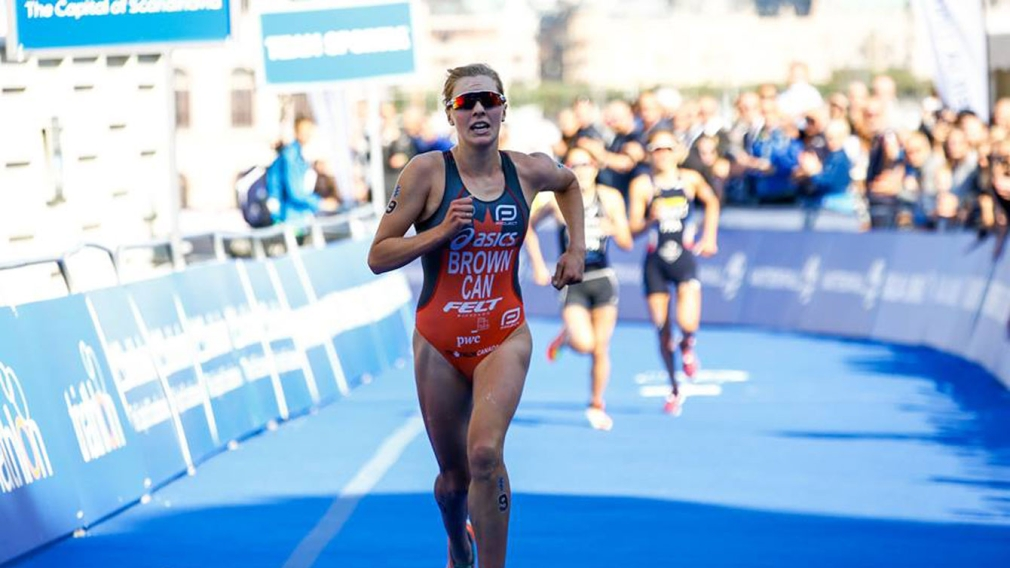 Canadians set to race for the ITU World Triathlon Series Grand Final podium in Rotterdam