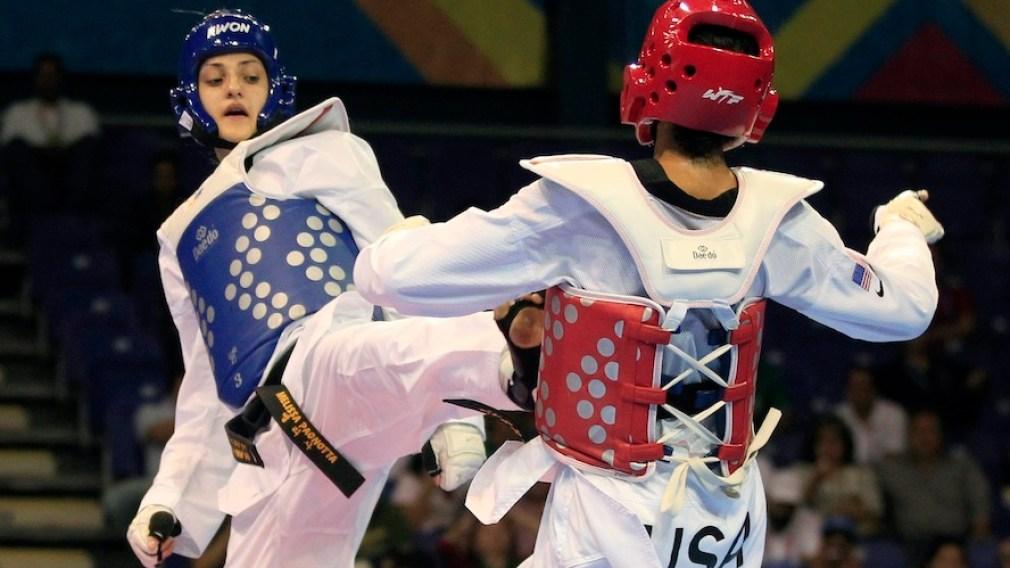 Taekwondo Athlete Nominated for Rio 2016