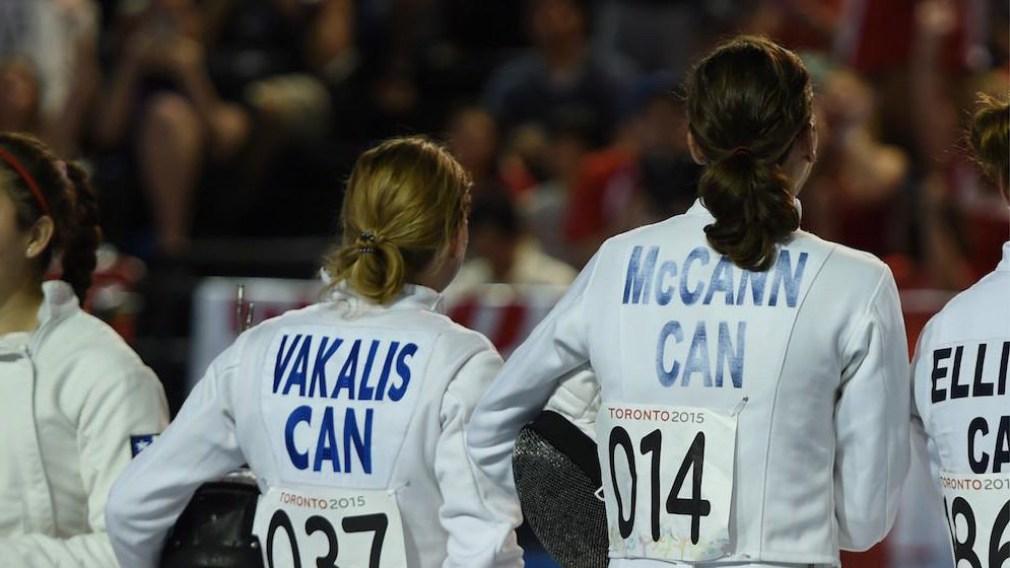 Canadian Modern Pentathlon Team Nominated for Rio 2016