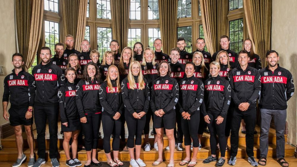 Canadian Rowing Team Nominated for Rio 2016